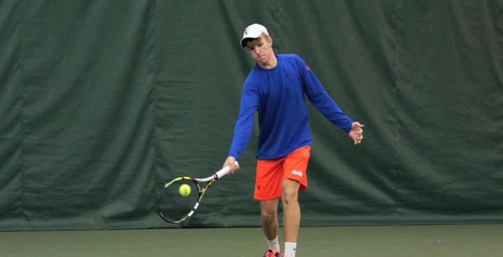 Men's Tennis closes spring trip with win over Frostburg St.