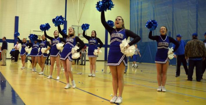 10 things you might not know about Cheerleading