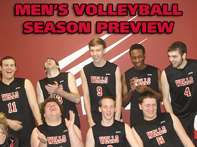 Men's Volleyball Enters Sophomore Season With Playoff Aspirations