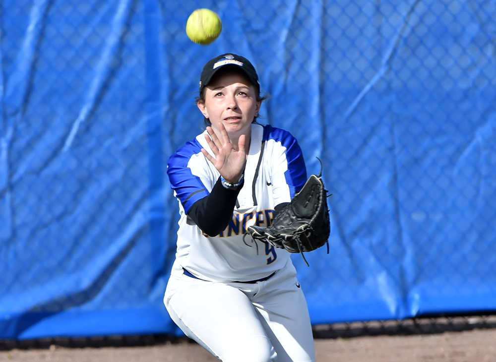 R.I.C. Sweeps Softball