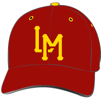 Los Medanos College Mustangs Hat with Logo