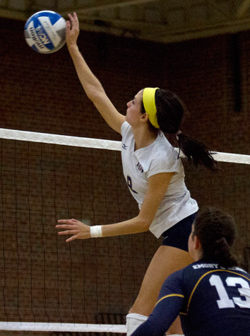 Milligan Volleyball Defeats Emory & Henry, 3-0, Thursday In Wasps' Season Opener