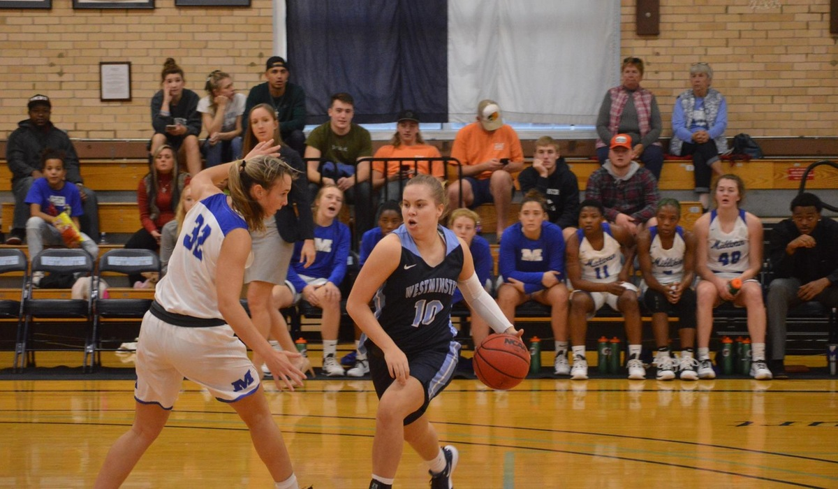 Westminster Women's Basketball Falls to Millikin