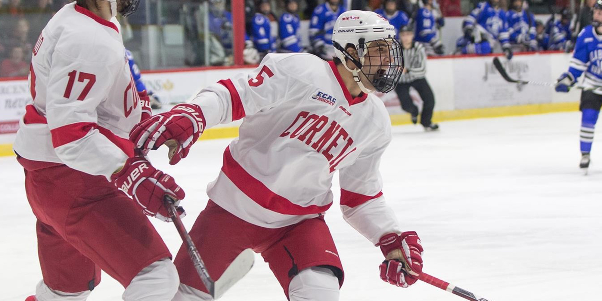 No. 4/4 Cornell Extends Unbeaten Streak With Win at Brown