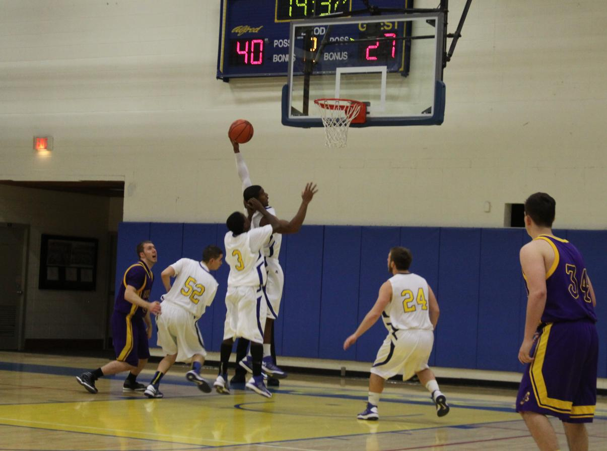 Alfred State Men 39 S Basketball Vs Elmira Jv Alfred State