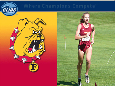 Ferris State's Samantha Johnson Picks Up Conference Award Honors