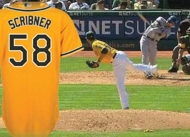 Scribner, A's Win AL West Title on Wednesday