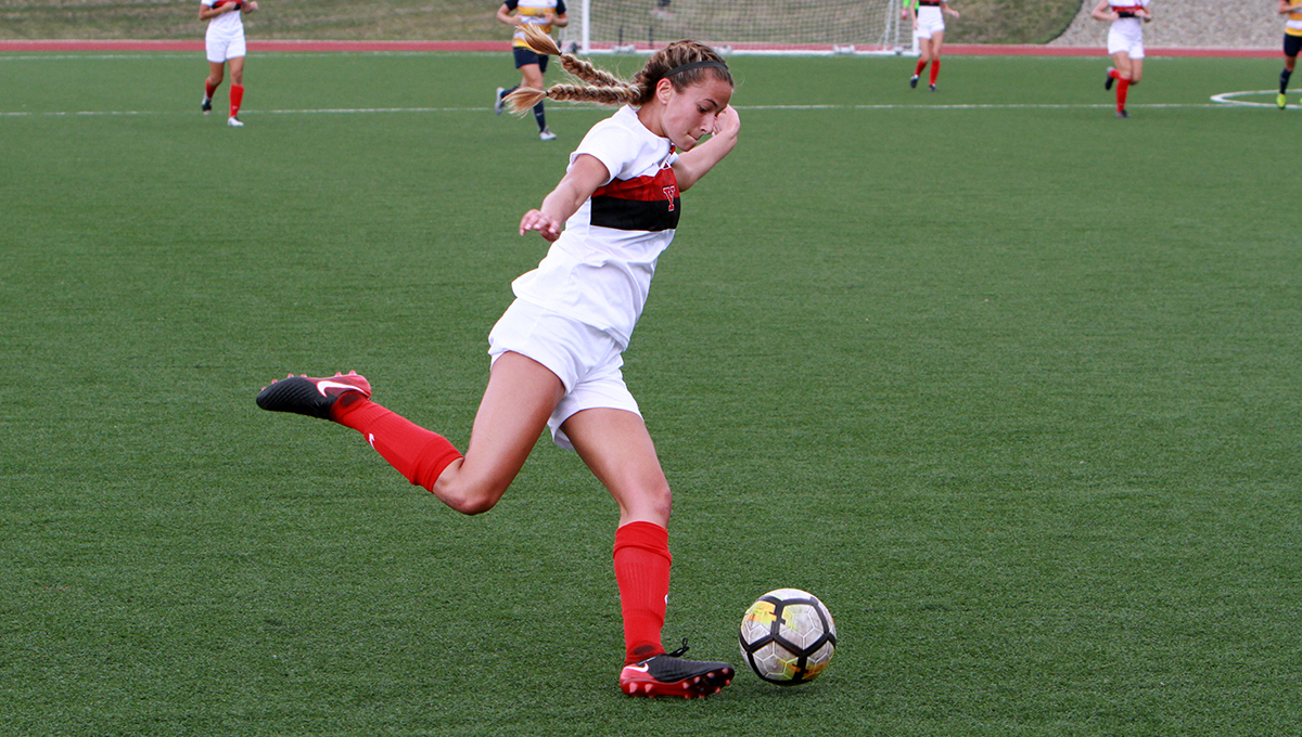Overtime Goal Lifts UIC to 3-2 Win Over Women's Soccer