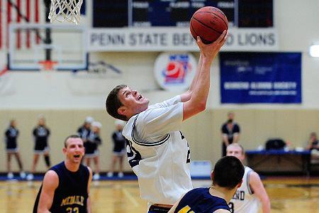 Lions Fall To Medaille in AMCC Opener