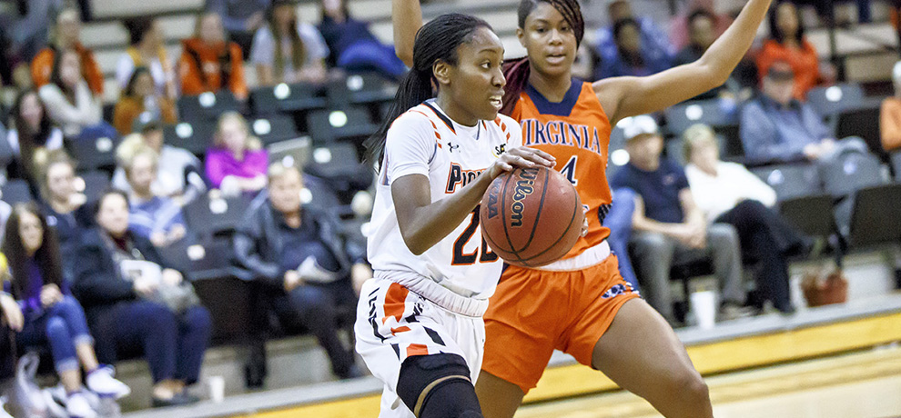Pioneers fall on road to Catawba, 64-51