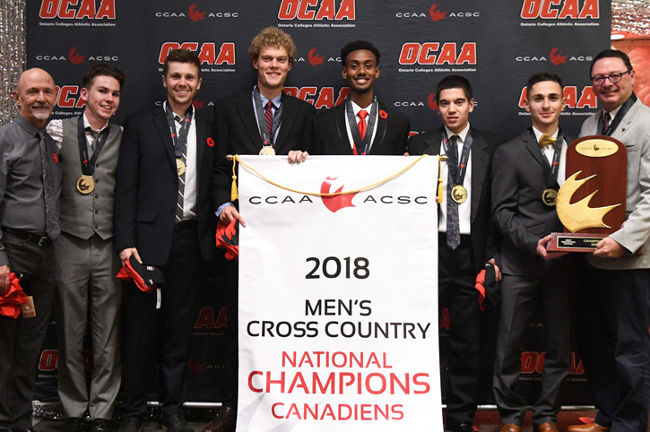 St. Clair and Travaglini win CCAA Gold