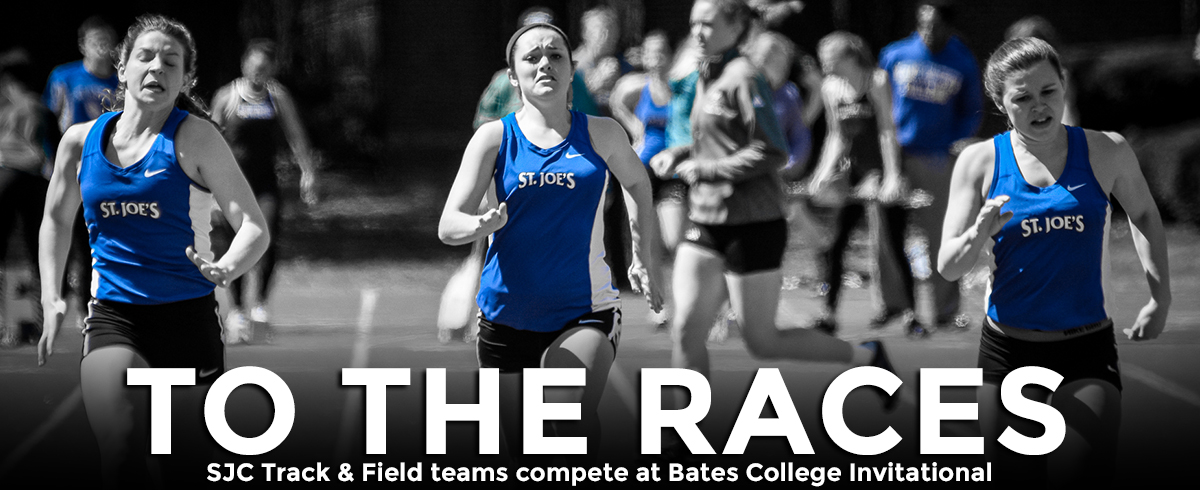 Saint Joseph's Competes at Bates College Invitational
