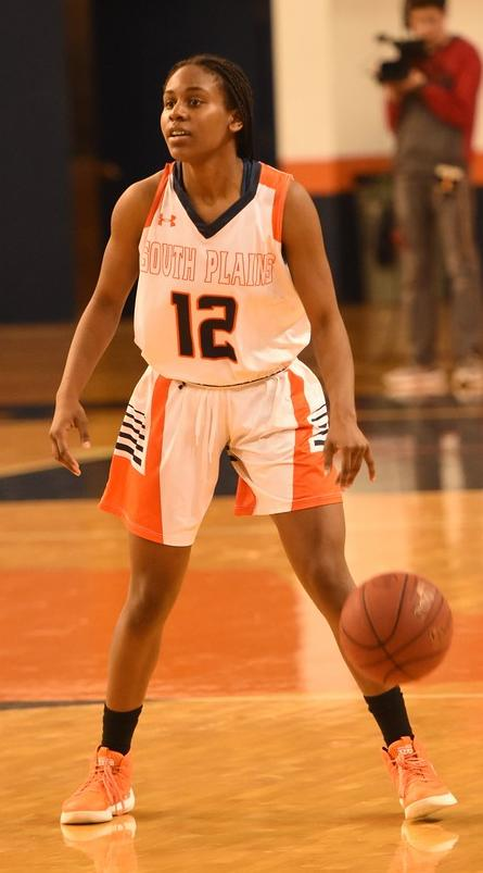 Lady Texans show grit in 62-55 loss to No. 13 Frank Phillips Monday in Borger