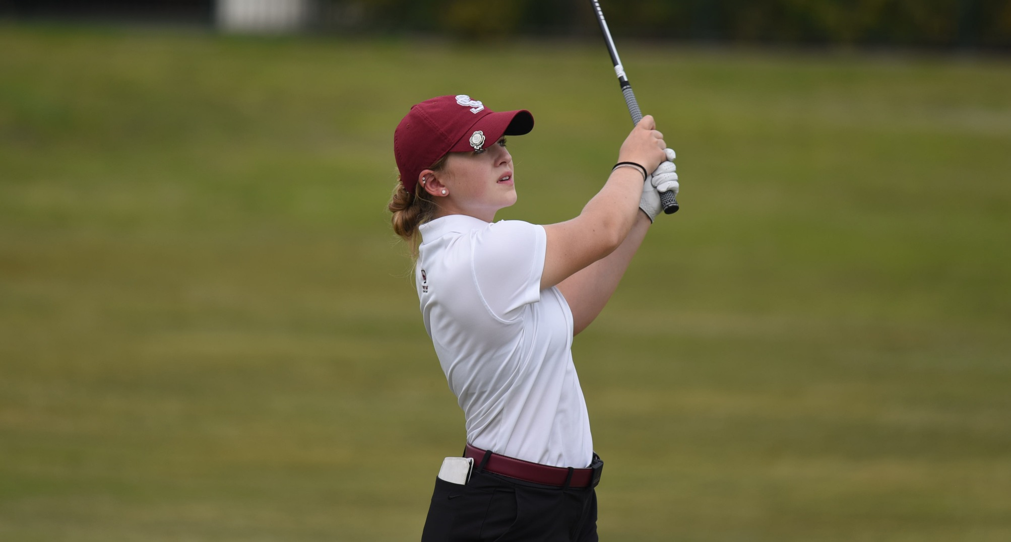 Women's Golf Tied For Second After 36 Holes Of Cowgirl Classic