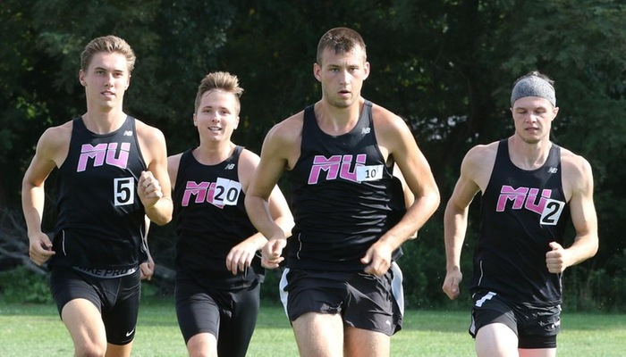 Men's Cross country secures 16th at All-Ohio Championships