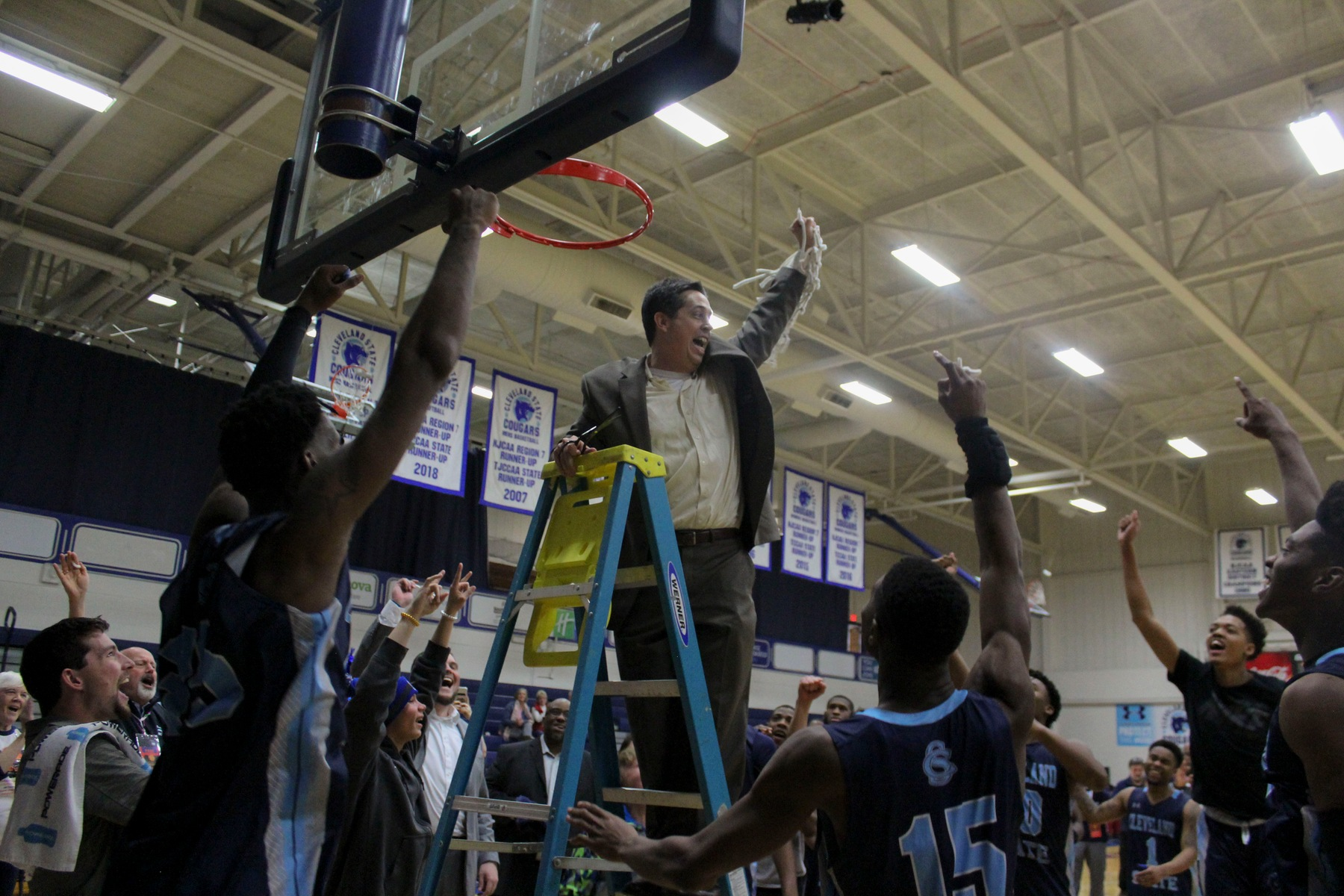 Cleveland State Wins TCCAA Tournament