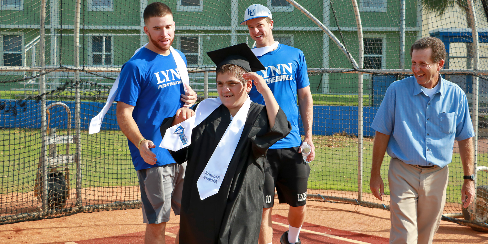 Lynn Baseball Graduates Ari Cohen Through Team IMPACT Program