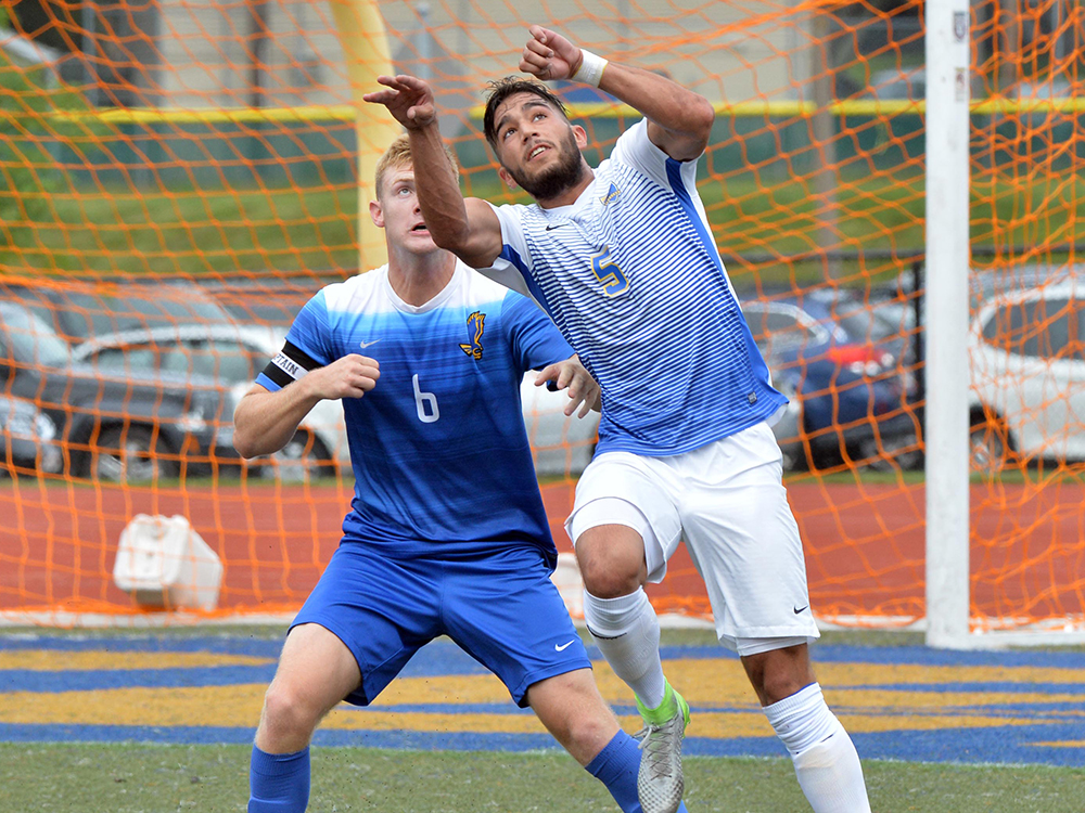 Men's Soccer Dropped by Eastern Nazarene