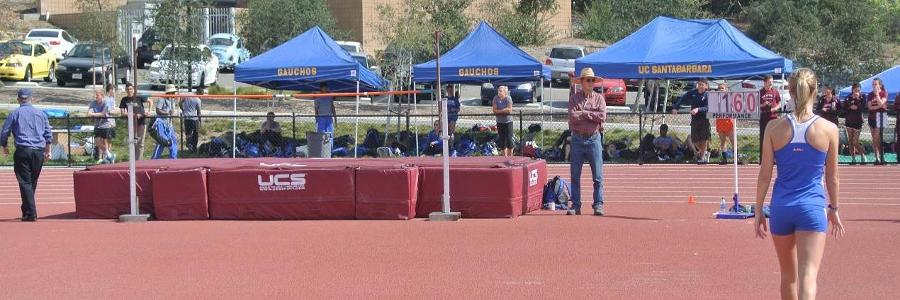 Heptathletes and Decathletes Complete Day at UC Riverside Combined Events