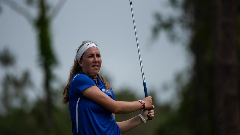 Women's Golf Remains in Sixth After Day Two at NEC Championships