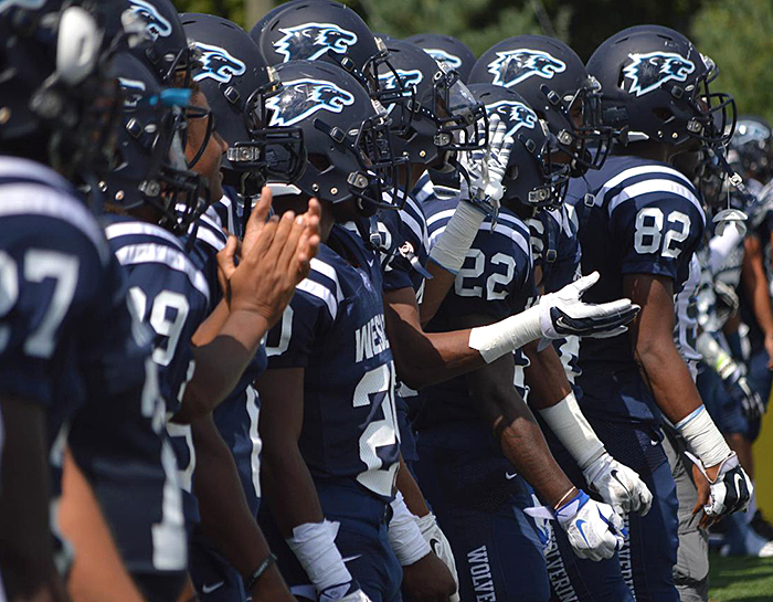 "PREVIEW: Wesley Football looking to ""Stay the Course"" during 2017 season"