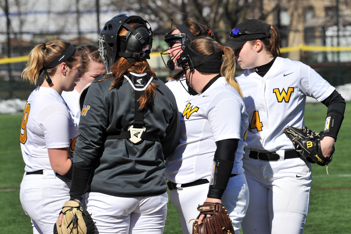 Perfect Game Seals Salve Sweep Over Softball