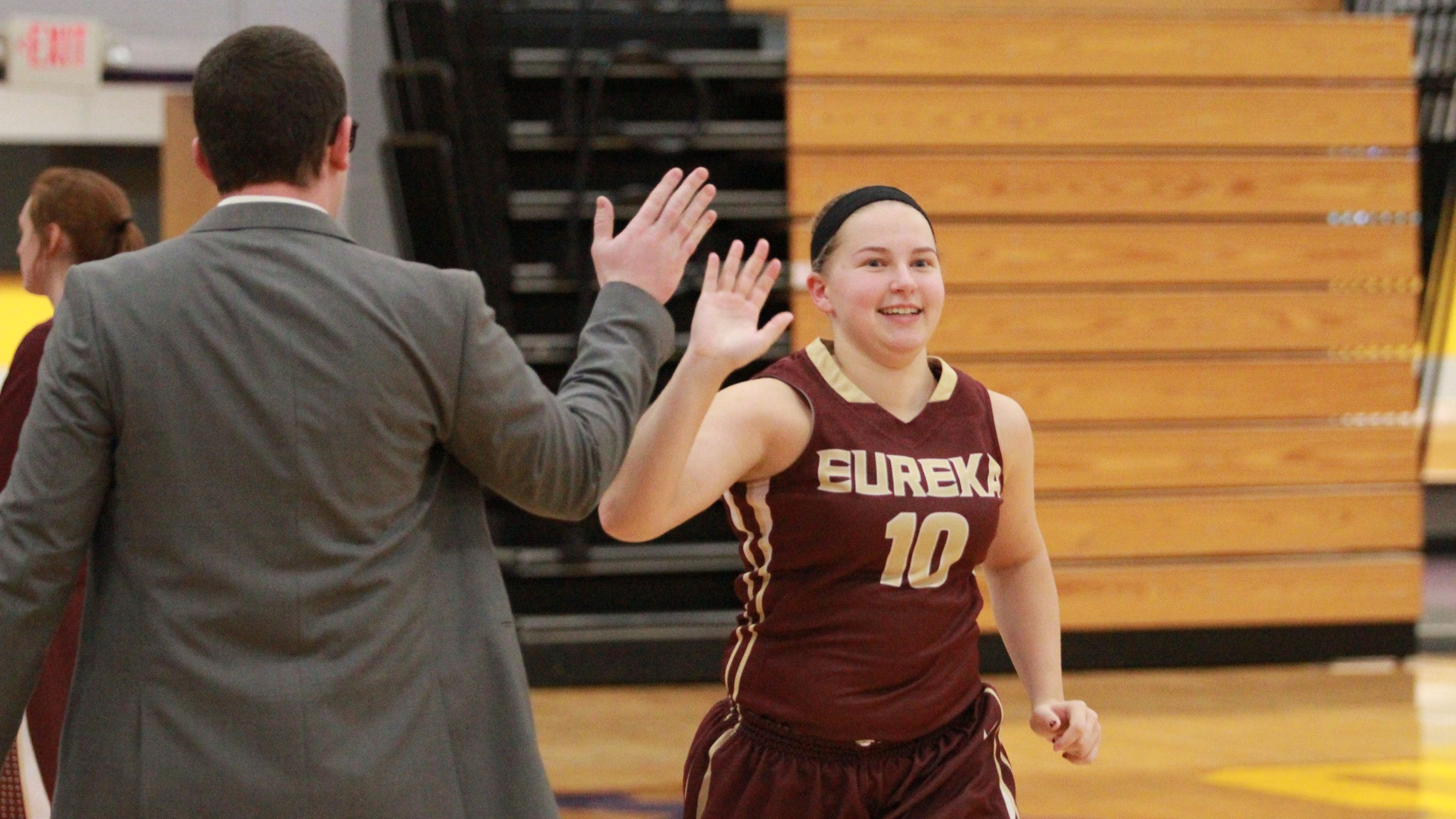 Unbeaten Eureka to Host St. Mary-of-the-Woods in Home Opener