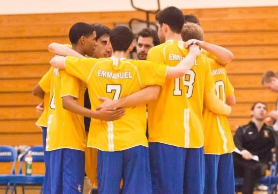 MEN'S VOLLEYBALL COMES UP SHORT IN GNAC CHAMPIONSHIP MATCH