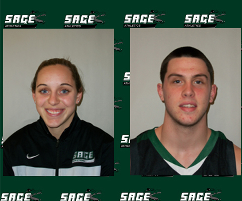 Sage's Bowman and Gallagher capture Skyline Conference Rookie of Week honors