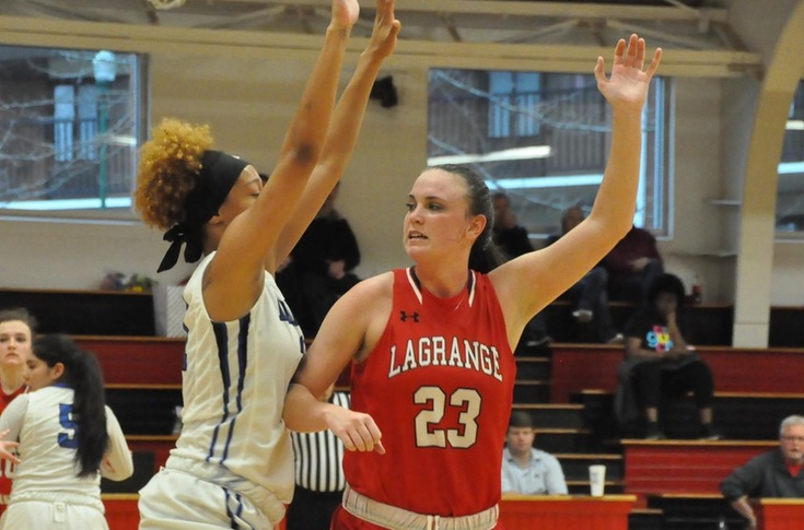 Women's Basketball: Lauren Johnson's shot with a second left lifts Panthers over Brevard