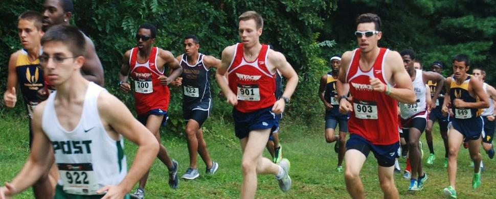 Lindsey & Derival Lead Men's XC To A 3rd Place Team Finish