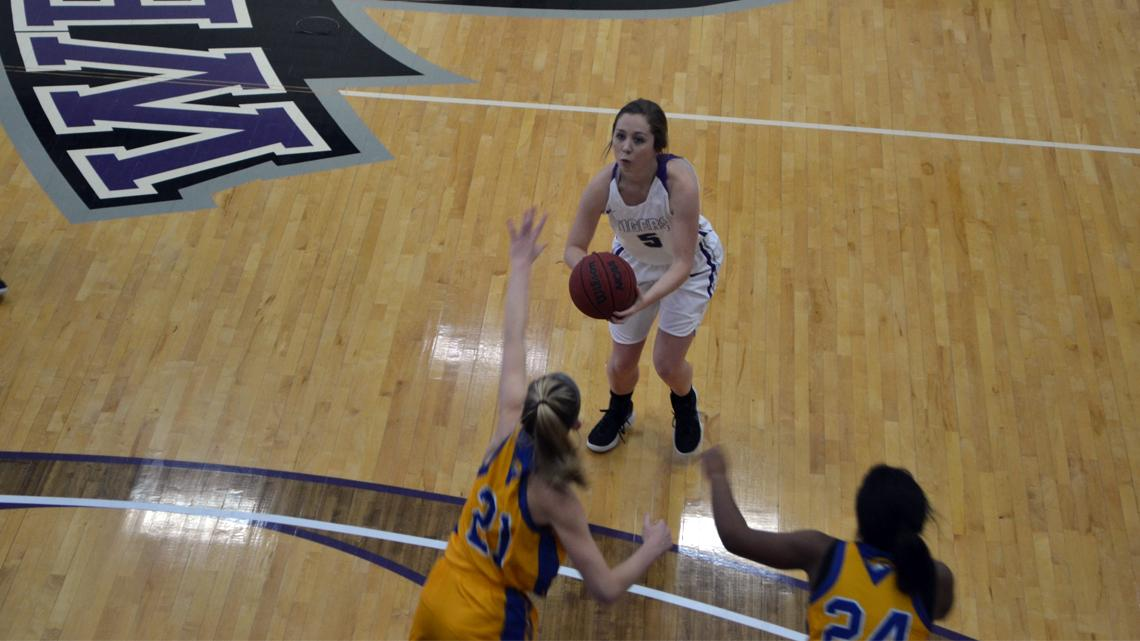Massner Sets Tigers Three-Point Record