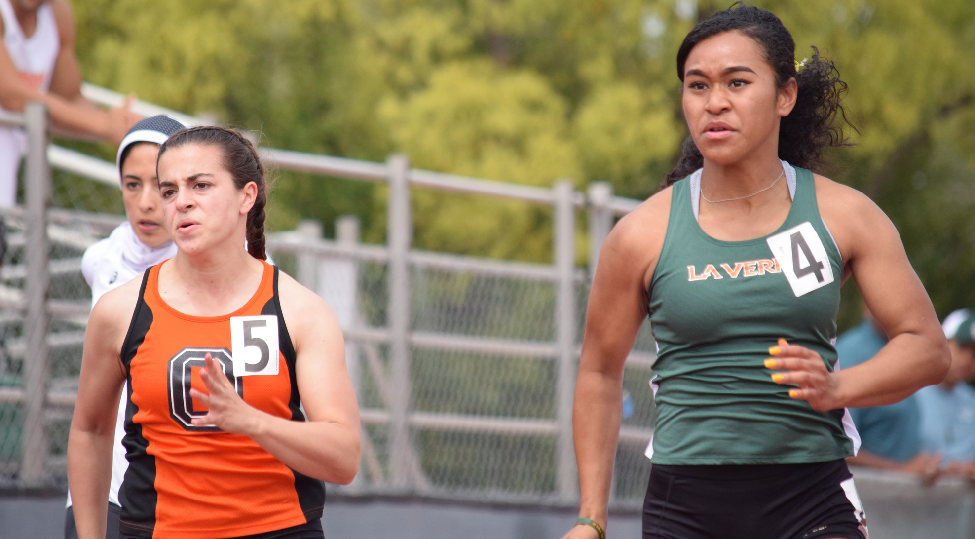 Track and Field posts 12 top-20 national performances