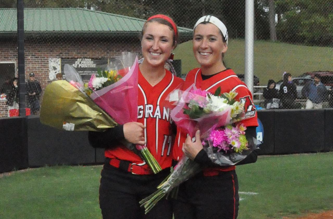 Softball: Panthers celebrate Senior Day with sweep of Wesleyan to finish season