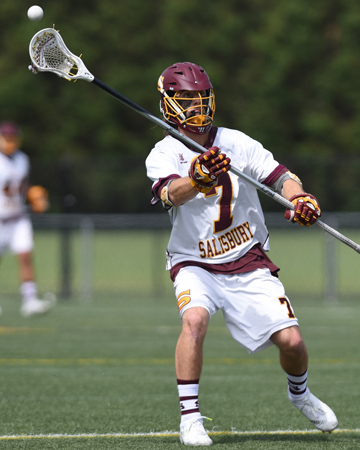 Salisbury defeats Colorado College, 16-5, to move onto NCAA quarterfinal