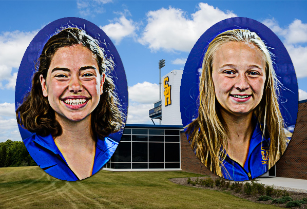 2 Saints Named Scholar Athletes, Team Honored as well