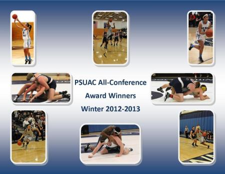 Penn State University Athletic Conference All-Conference Teams Selected