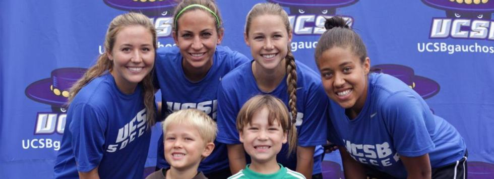 UCSB Hosts Successful AYSO Skills Day