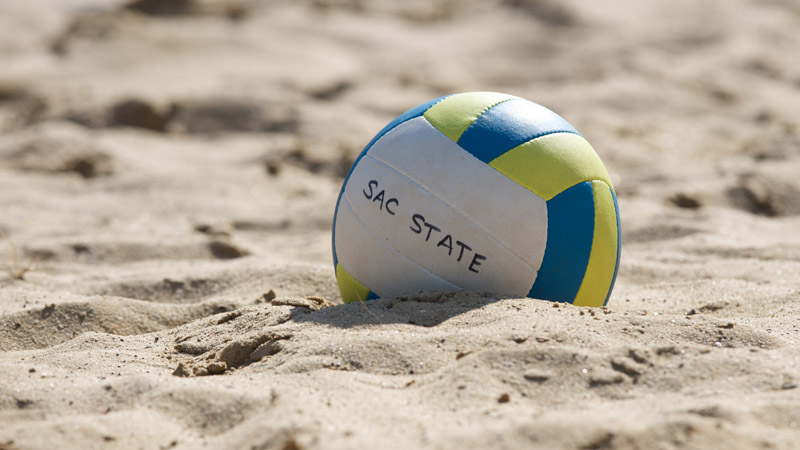 SACRAMENTO STATE TO ADD BEACH VOLLEYBALL AS 21ST INTERCOLLEGIATE SPORT