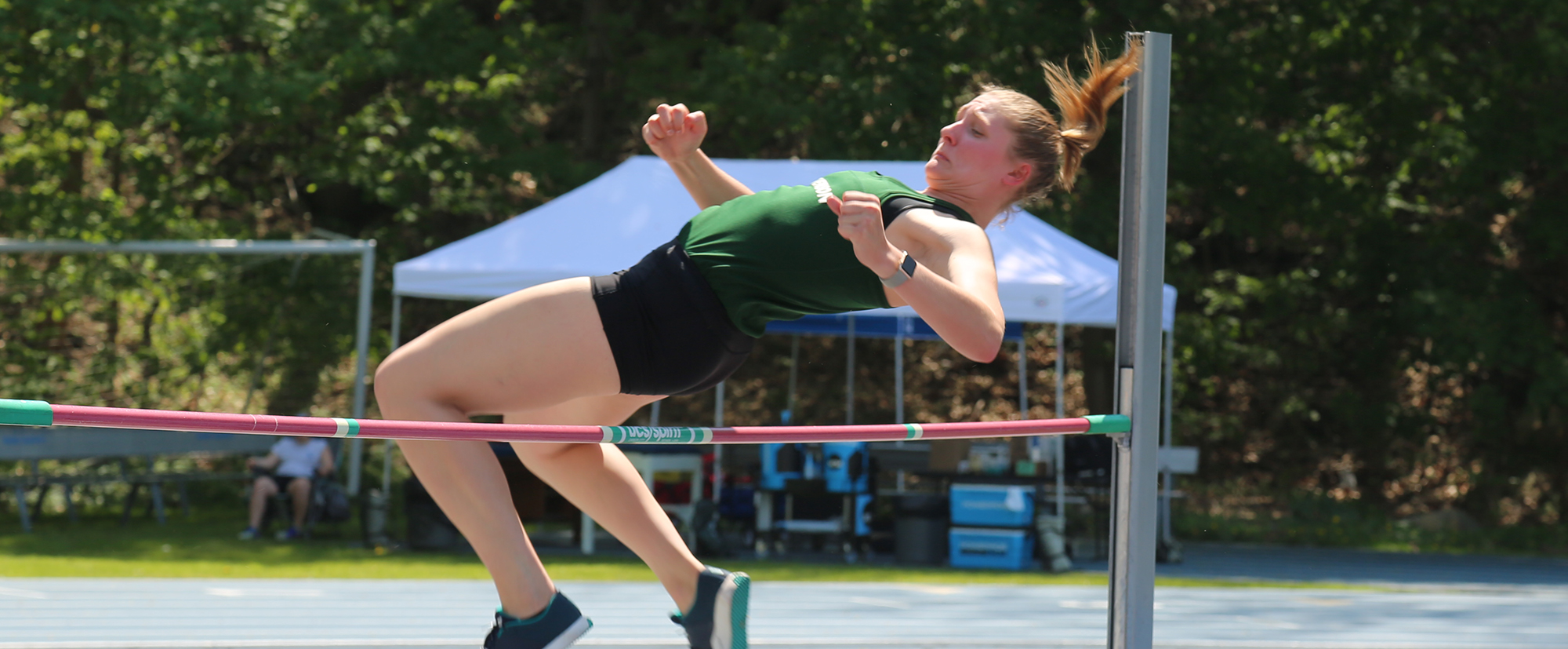 Rachel Panek Earns Academic All-MAC in Women's Outdoor Track and Field