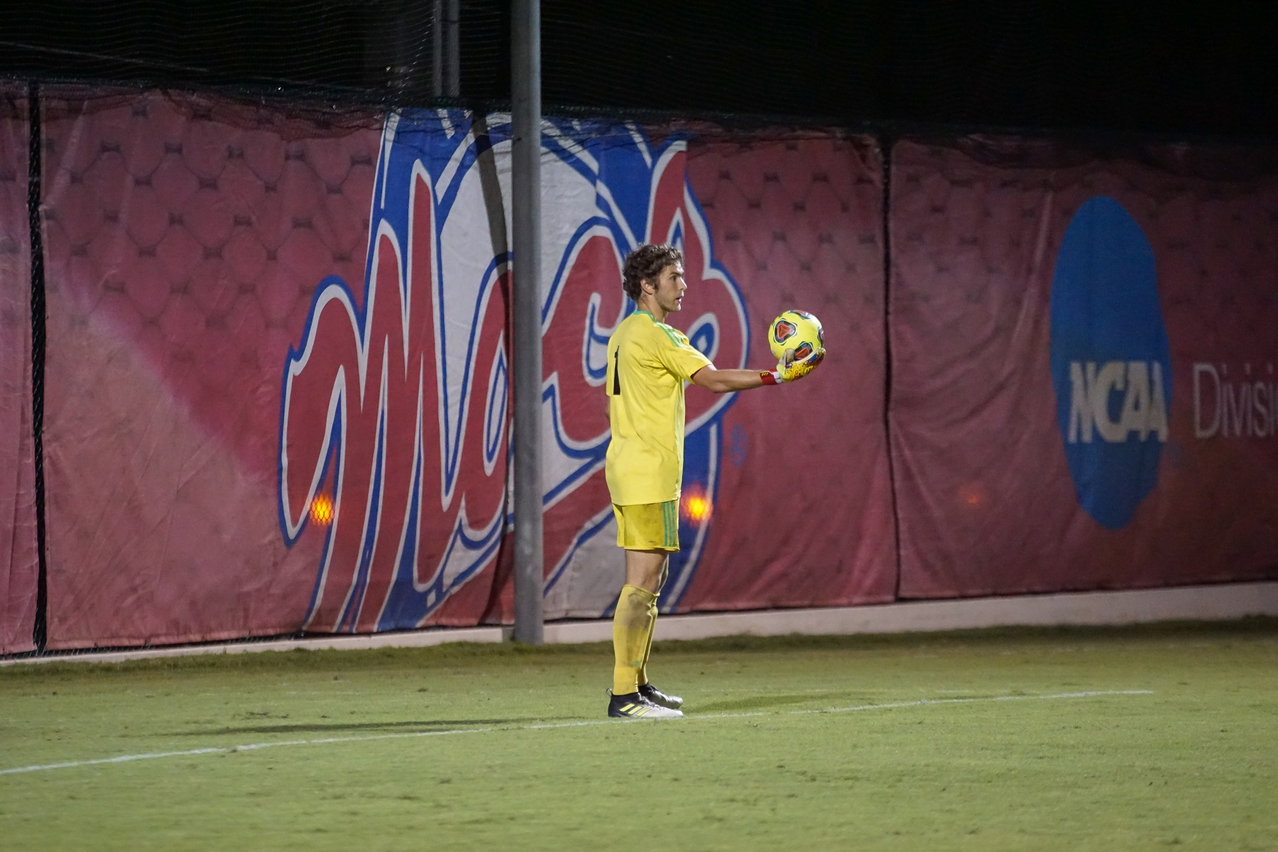 FSC Men's Soccer Ends Season with 3-0 Loss to PBA in SSC Tournament Quarterfinals