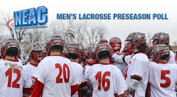 Men's Lacrosse Voted Seventh In NEAC Preseason Poll
