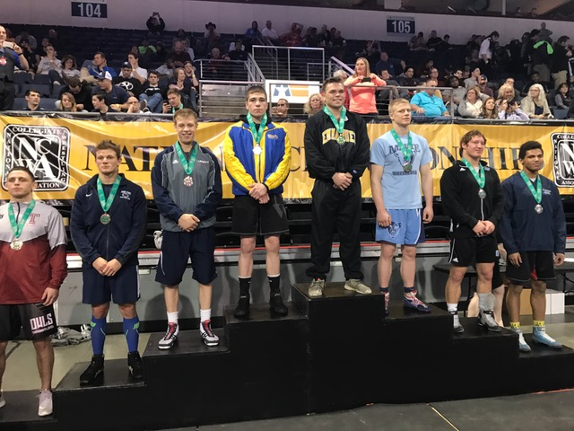 Van Valen Finishes 2nd at NCWA Nationals