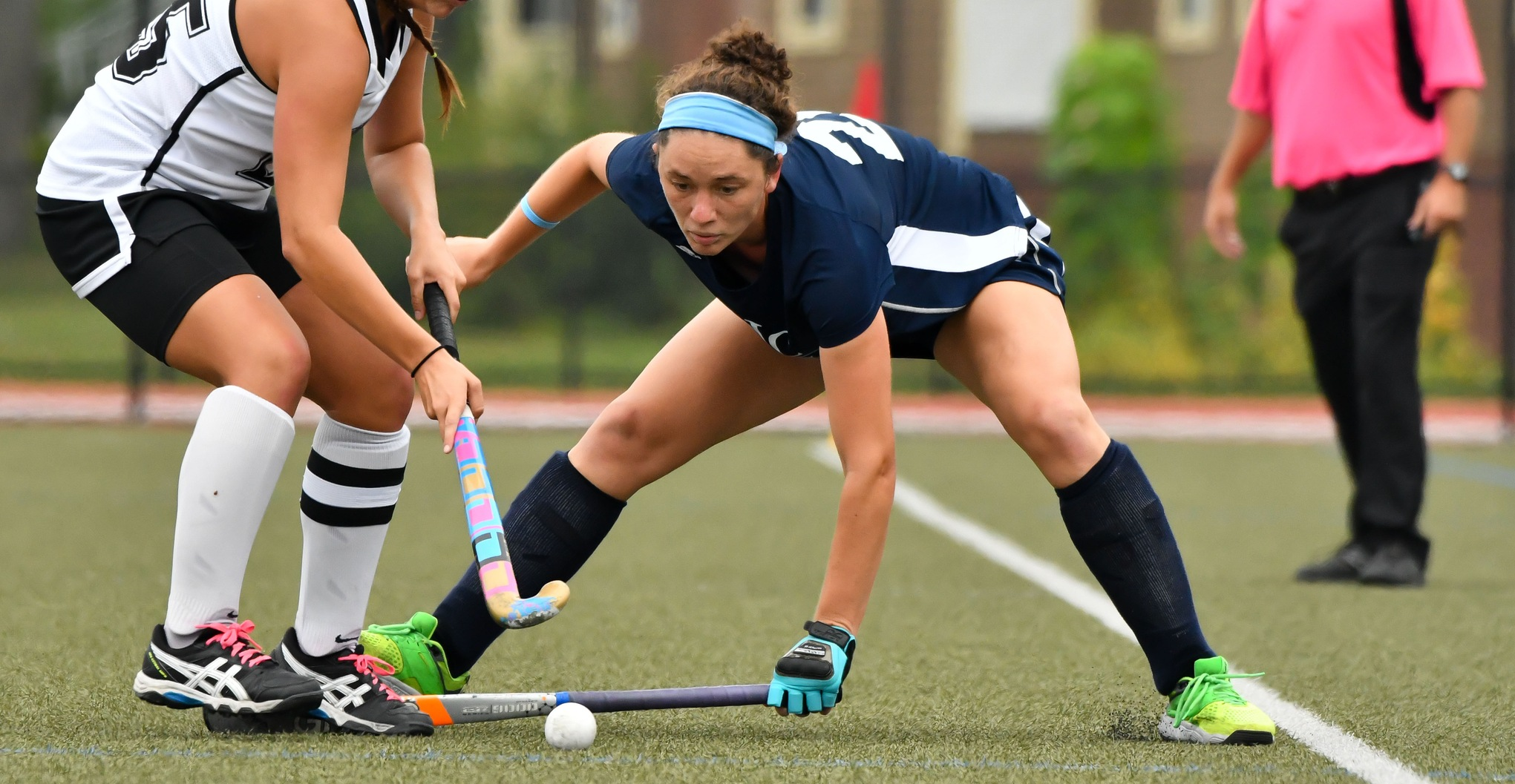 Photo of Lyons field hockey player Kathryn Rawson.