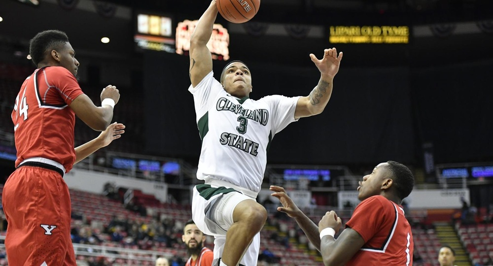 Edwards Scores 27, But CSU Falls in First Round of League Tournament