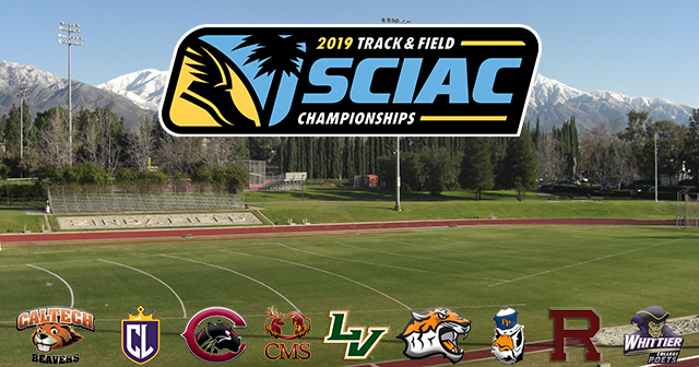 SCIAC Men's and Women's Track & Field Championships Head to CMS