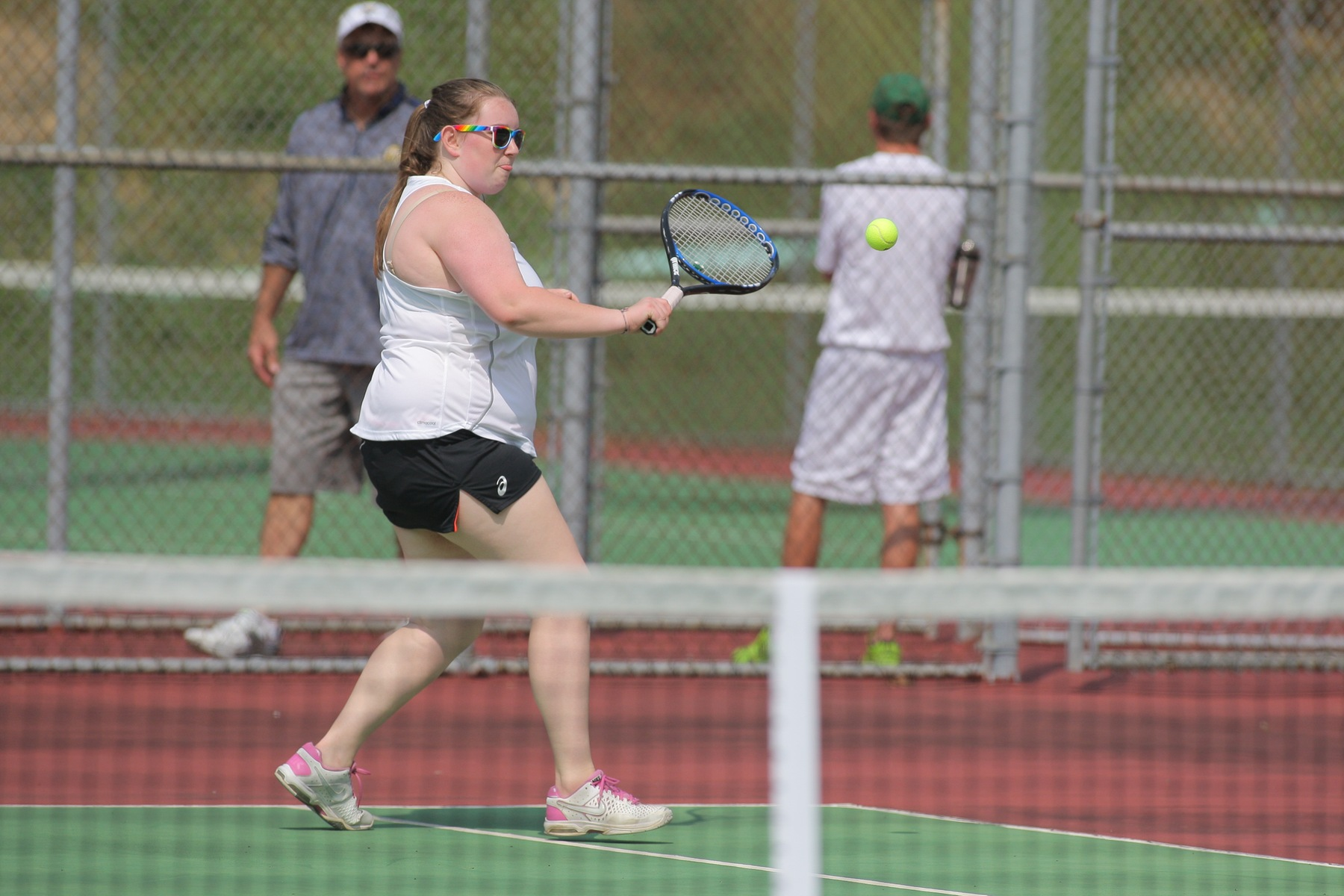 Women's Tennis Falls to Westminster, 9-0
