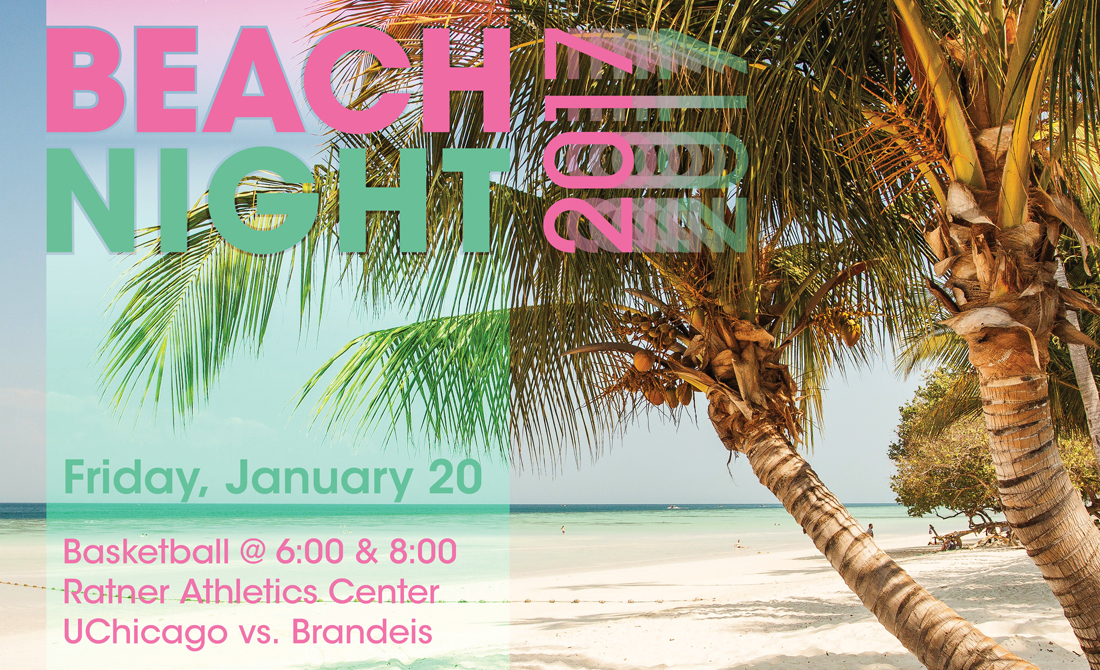 Beach Night scheduled for Friday, Jan. 20