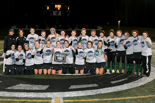 Castleton State College, 2013 Field Hockey Champs