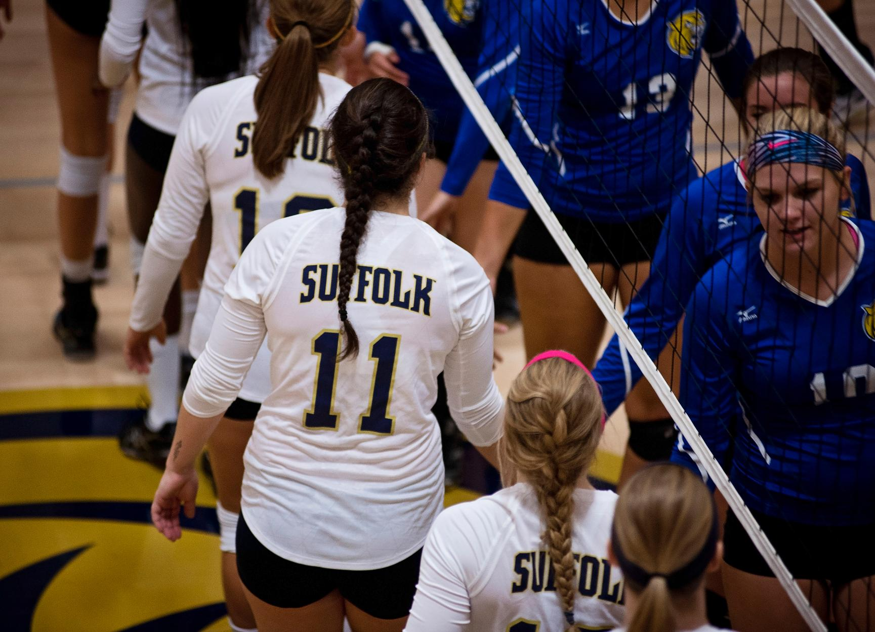 Tri-Match at Curry in Store for Volleyball Saturday